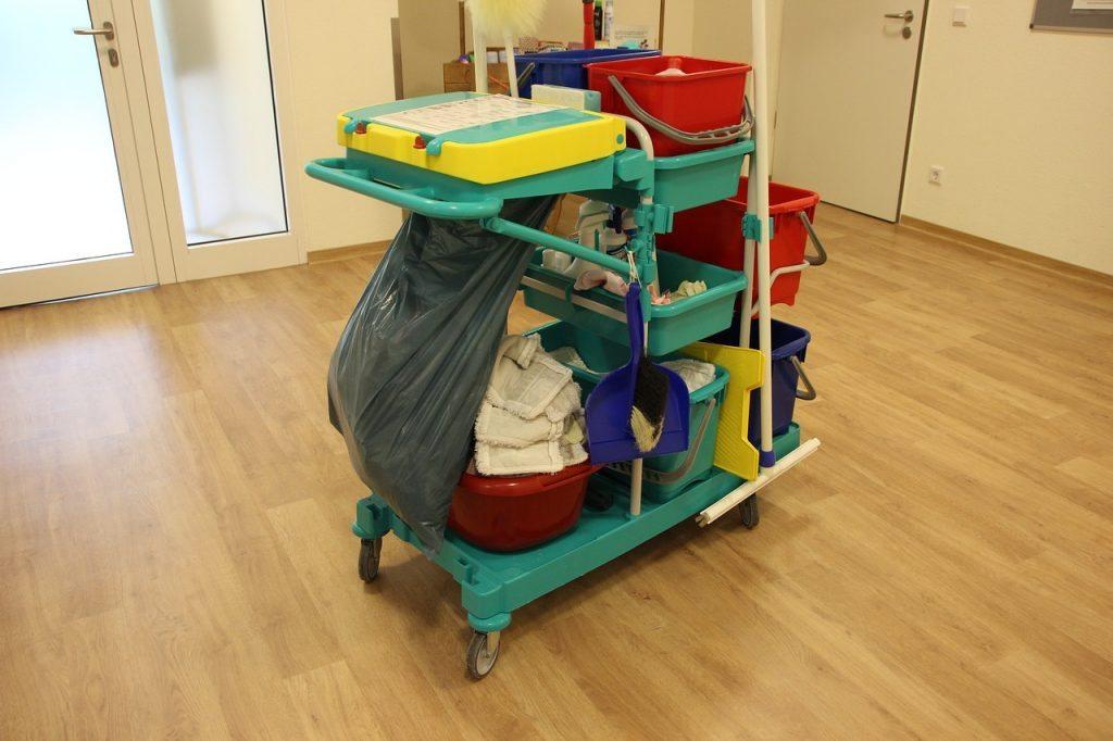 janitors closet