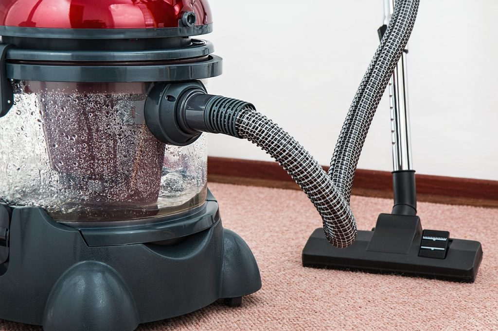 cleaning business equipment