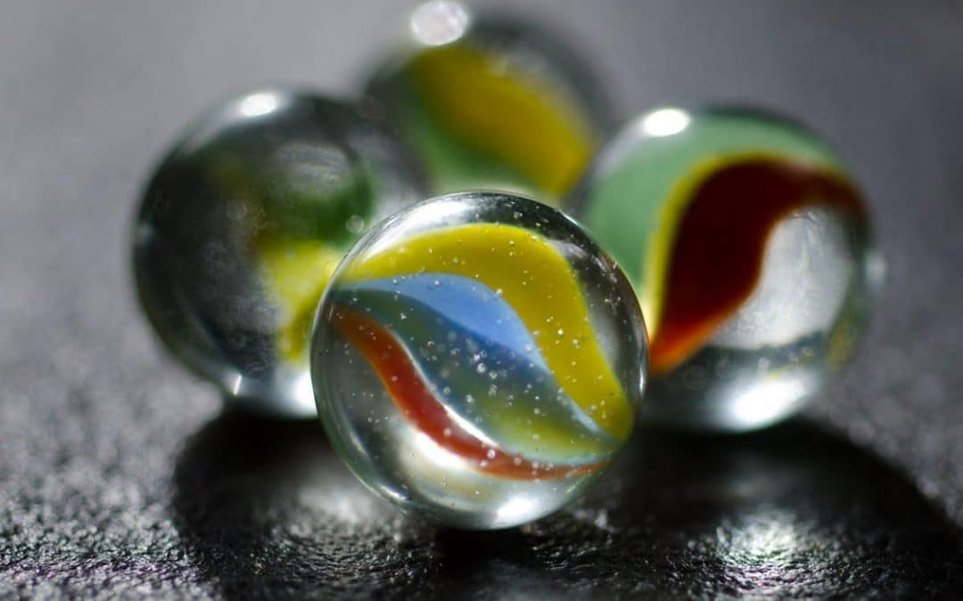 Don't Lose Your Marbles – Use Commercial Cleaning Software