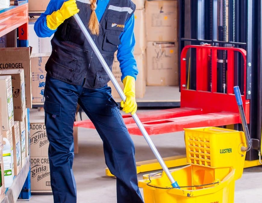 Get Control of Your Labor Cost with Scheduling Software for Janitorial Service