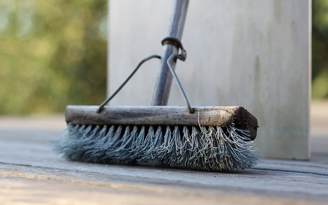Make a Clean Sweep of the Competition: Better Management, Better Quality