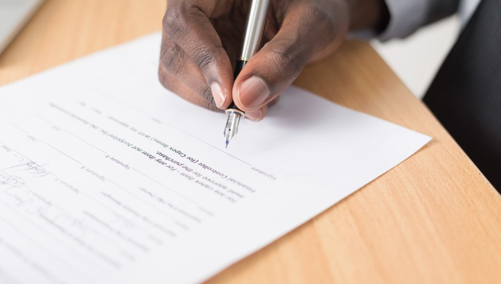cleaning agreement template
