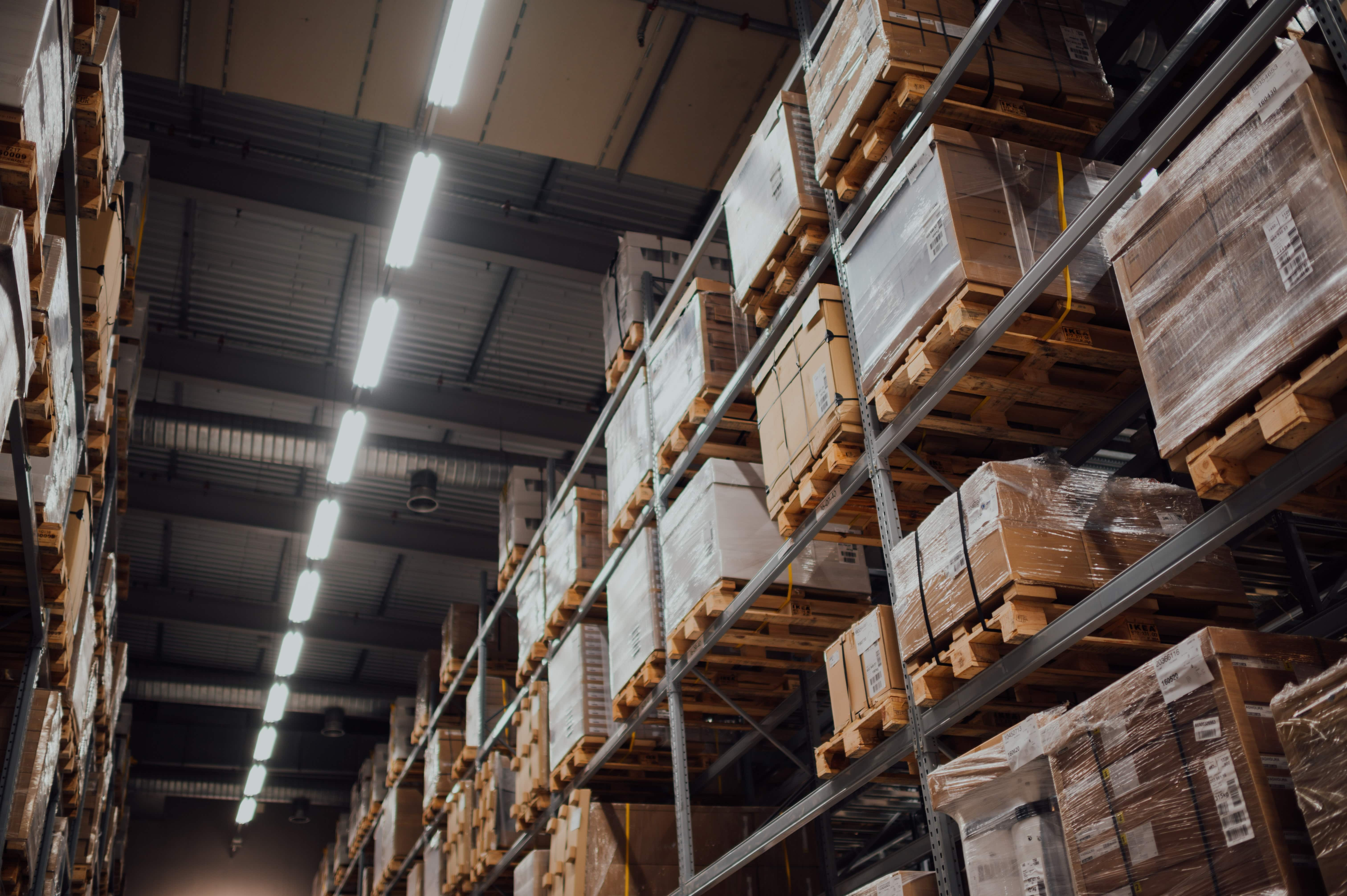Inventory Tracking in a warehouse