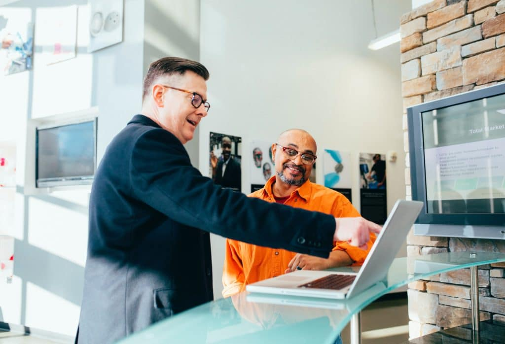 selling a contract to a business owner