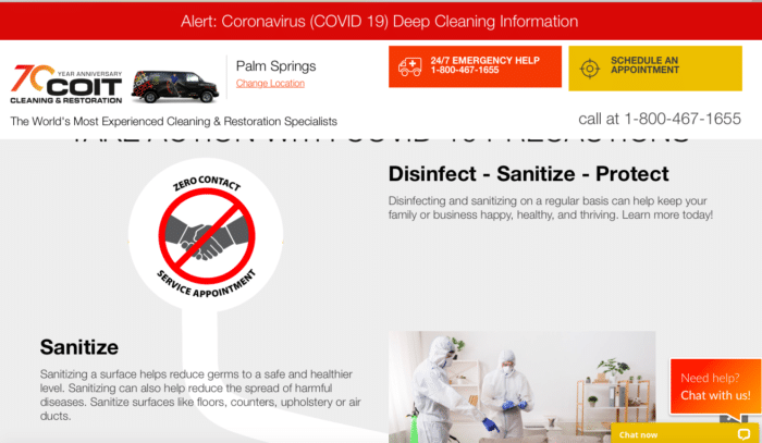 successful cleaning business