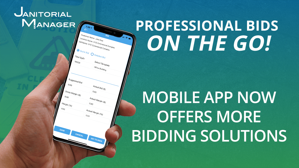 Professional Bids-On The Go: Mobile App Now offers more Bidding Solutions