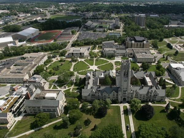 University of Toledo Main Campus